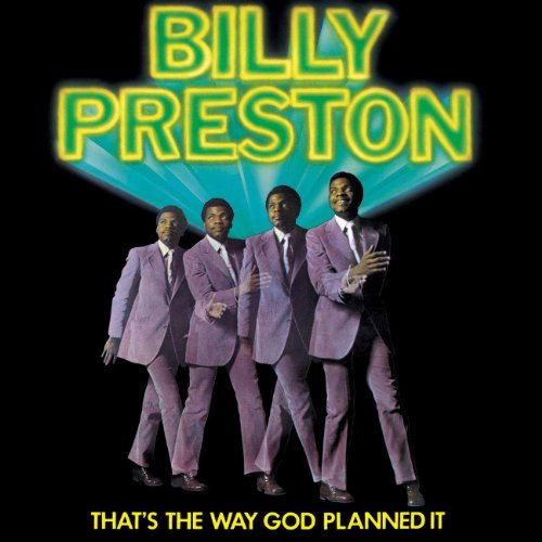 Billy Preston-Thats The Way God Planned It-REMASTERED-CD-FLAC-1991-LoKET Download