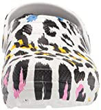 Crocs Kids' Classic Animal Print Lined Clog