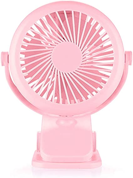 Clip en el ventilador Para el cochecito Potentes mini ventiladores ...