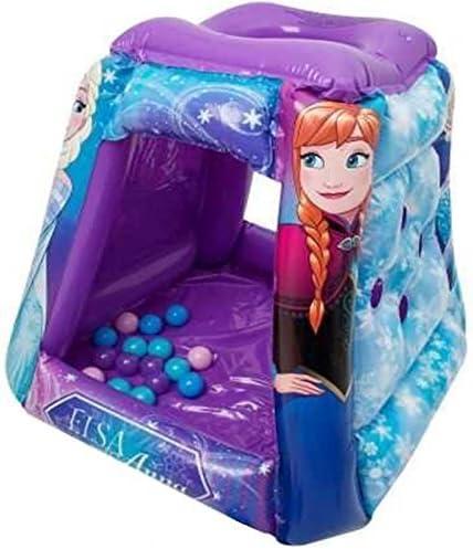 Disney Frozen Anna Elsa Tienda de campaña hinchable para niños ...