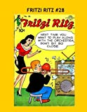 img - for Fritzy Ritz #28: Cute, But Not Too Smart ---- All Stories - No Ads book / textbook / text book