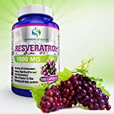 Supreme Potential 100 Pure Resveratrol Extract for Anti-Aging amp Heart Health - 1500mg Maximum Strength 1 Discount