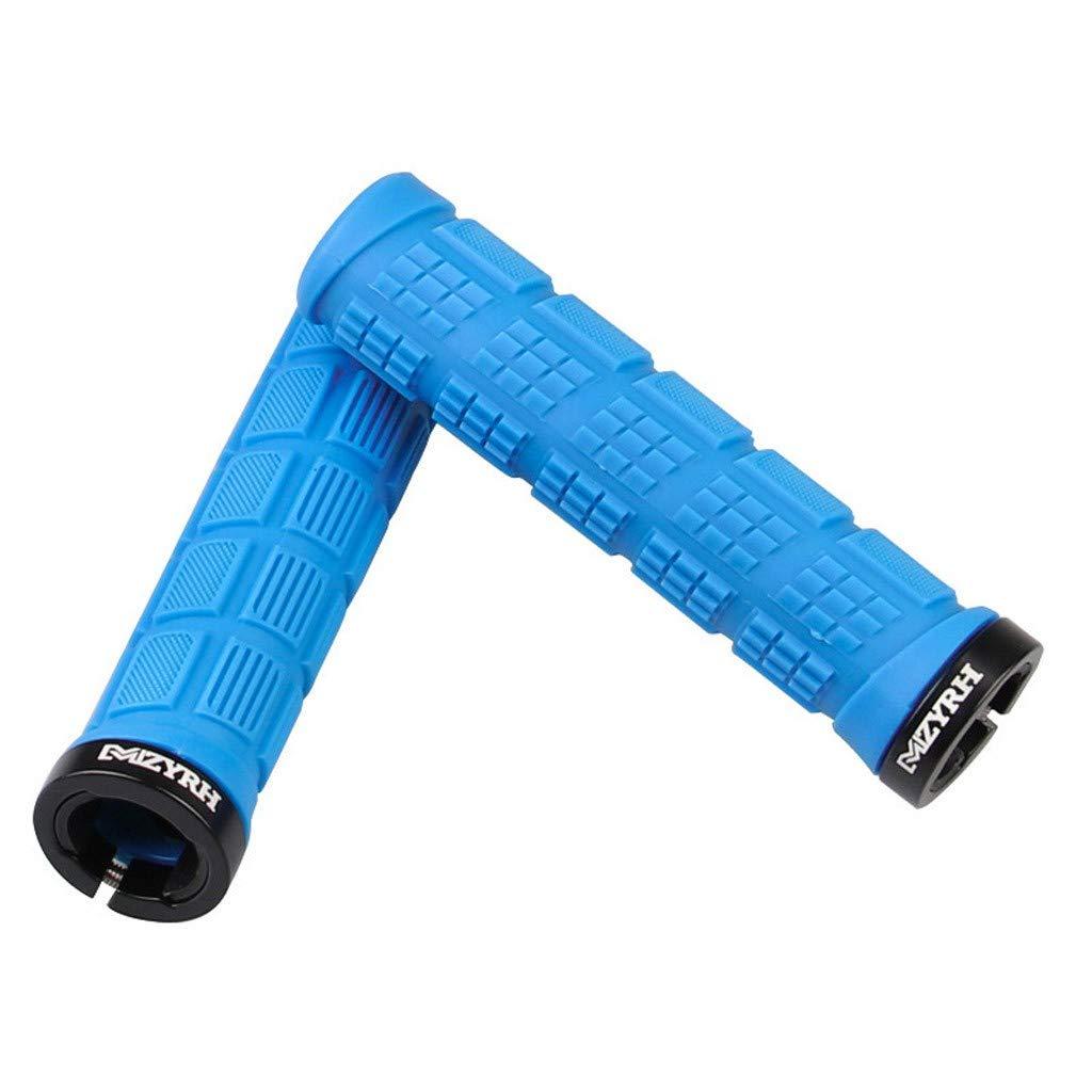 Jinjin Bike Handlebar Grips Non-Slip Rubber Cycling Bike Bicycle MTB Handlebar Grips Good for Fixed Gear Bike//Road Bike//Mountain Bike