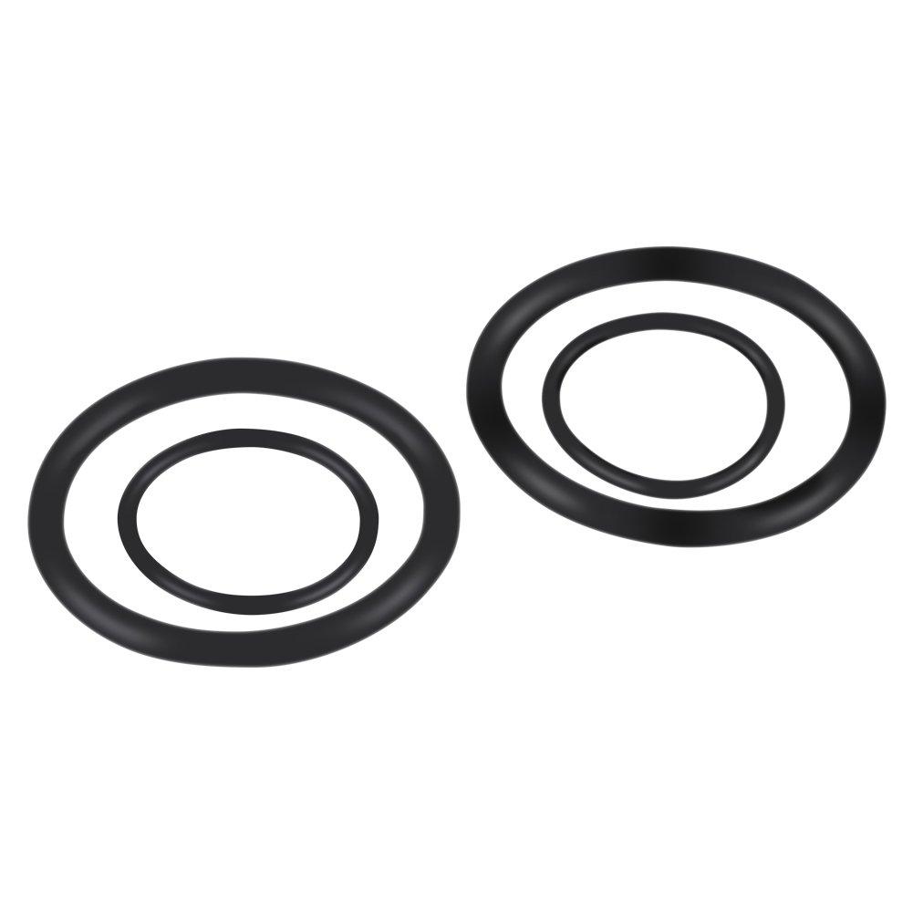 Ringdichtungen Magnetventile Nachr/üstsatz f/ür Ringdichtungen f/ür Vanos N40 N42 N46 N45 316i 318i 320i 6023
