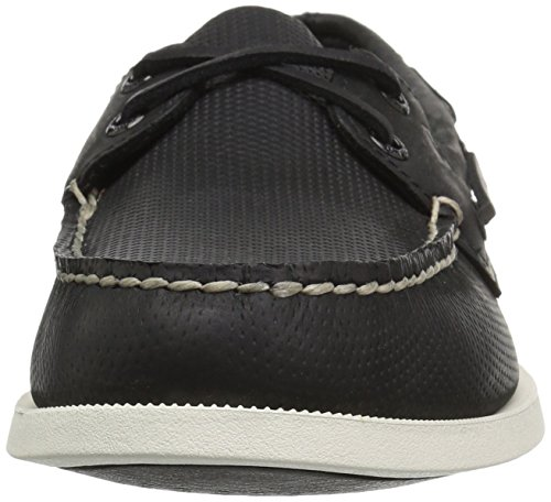para de 2 Cuero Negro A Leather Sperry 0195214 Mocasines Hombre O Eye qAngHnwxzU