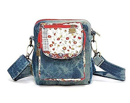 Nuova La B Dimensione tre Colori Bag Opzionale Quadrata Borsa Delle Tendenza Moontang Petto Messenger Donne Di Piccola Tracolla colore B q5dfwUT