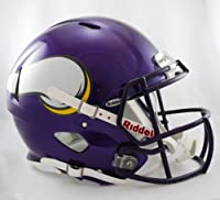 Riddell Revolution Speed Mini Helmet - Minnesota Vikings