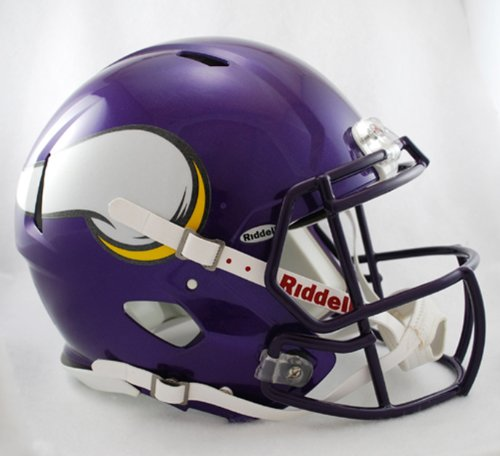 Riddell Minnesota Vikings Revolution (Riddell Revolution Speed Mini Helmet - Minnesota Vikings)