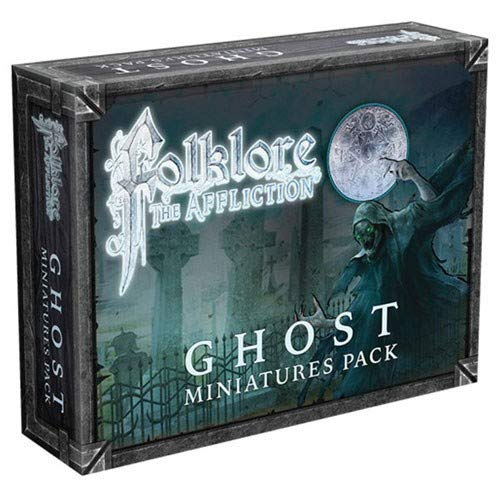 GreenBrier Games Folklore: Ghost Miniatures Pack