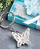 Butterfly Design Keychain Favor (Qty. 36)