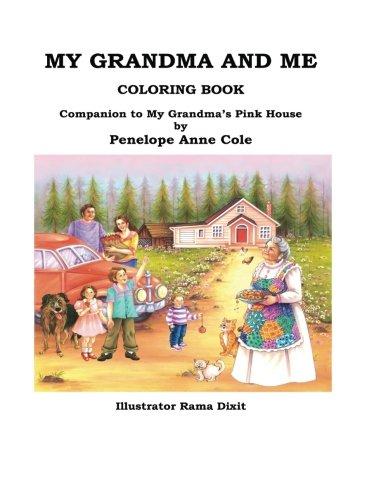 Download My Grandma and Me Coloring Book pdf