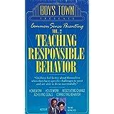 Teaching Responsible Behavior