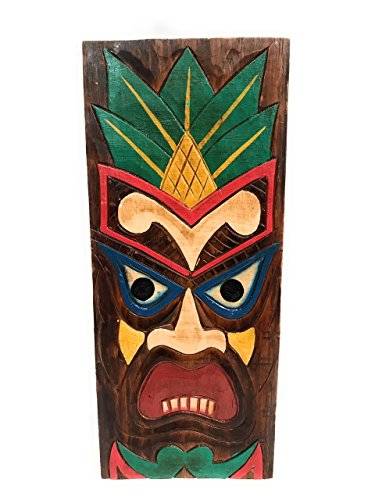 Hospitality Tiki Shield Mask 20