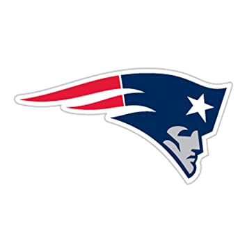 Amazon new england patriots logo car magnet sports fan new england patriots logo car magnet voltagebd Choice Image