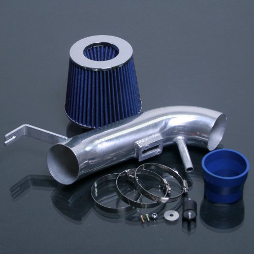 Horsepower Altima Nissan (Blue 2007-2012 Nissan Altima Base S SL 2.5 2.5L RAM Air Intake Kit Systems)