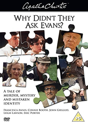 Agatha Christie's Why Didn't They Ask Evans [DVD]