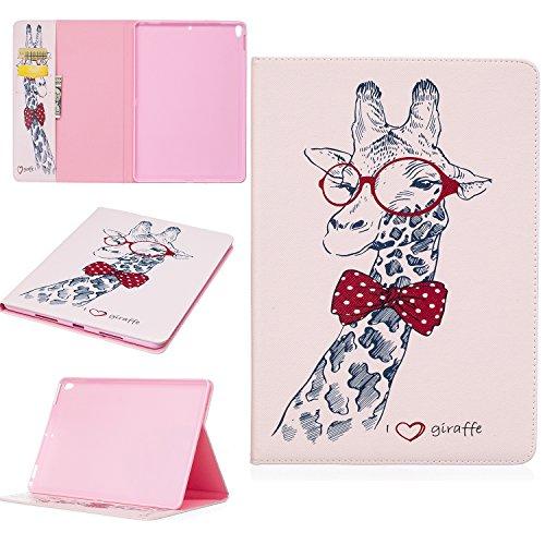 iPad Pro 10.5 Wallet Case,Jessica Premium Slim PU Leather