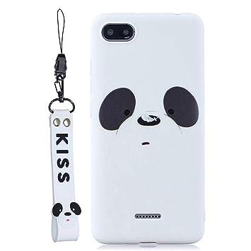 EuCase Funda Xiaomi Redmi 6A Silicona Dibujos Carcasa Redmi ...