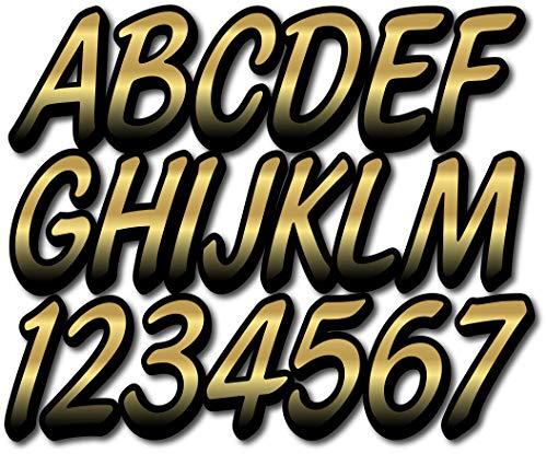 - Stiffie Whipline Reflective Gold/Black 3