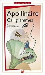 """Afficher """"Calligrammes"""""""