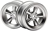 Best Wheels For HPIs - HPI Racing 3815 Vintage 5 Spoke Wheel, 26mm/0mm Review
