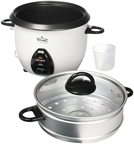 rival 10 cup rice cooker instructions