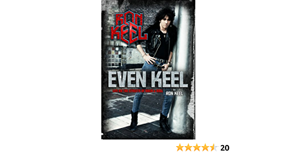 Even Keel: Life On The Streets Of Rock & Roll (English Edition)