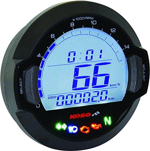 Koso DL-03SR GP Style Speedometer BB642W20