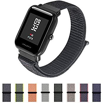 Amazon.com: MLQSS Quick Release Soft Silicone Watch Bands ...