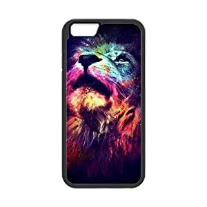 iPhone 6 Protective Case - Lion Hardshell Cell Phone Cover Case for New iPhone 6