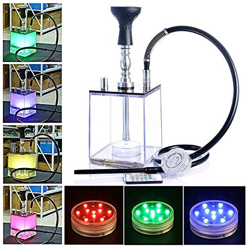 Top Hookahs & Accessories