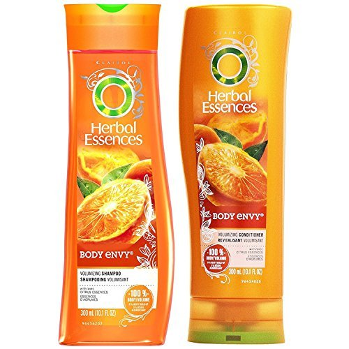 - Herbal Essences Body Envy Shampoo & Conditioner Set (10.1 Fl Oz Ea)