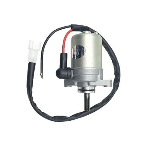 Amazon com: Starter Motor for Polaris 90cc Dinli 90cc 2