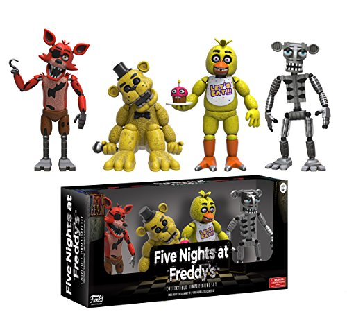 Funko Five Nights at Freddy's 4