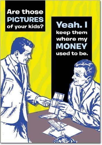Wallet Humorous Appreciation Gratitude Stationery