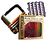 Harrisville Designs 7″ Potholder (Traditional Size) Loom Kit, Baby & Kids Zone