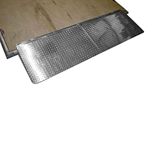 Pit Products Trailer Door R&s (72 in)  sc 1 st  Amazon.com & Amazon.com: Pit Products Trailer Door Ramps (72 in): Garden u0026 Outdoor