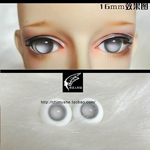 3 color Iris for Reborn//NewBorn BJD Doll Nice 16mm Glass BJD Eyes