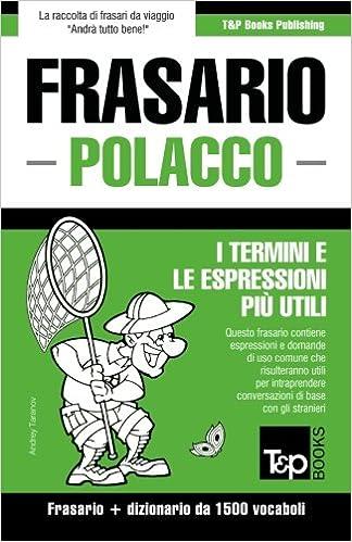 Frasario ITALIANO POLACCO (Italian Edition)