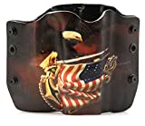Best Outlaw Holsters 1911 Holsters - Eagle On Flag OWB Holster Review