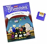 : Hasbro Playskool T.J. Bearytales - Our School Play