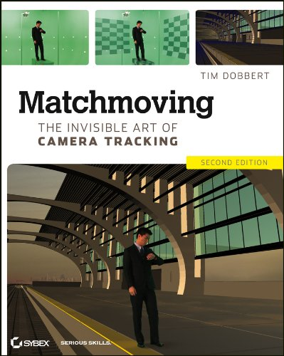 - Matchmoving: The Invisible Art of Camera Tracking