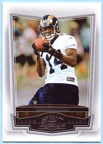 (Keenan Burton 2008 Donruss Classics Rookie #243 - 905/999 - St. Louis Rams)