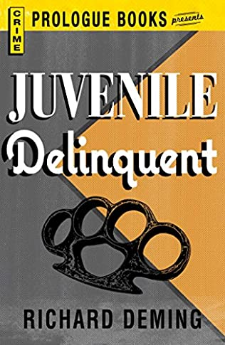 book cover of Juvenile Delinquent