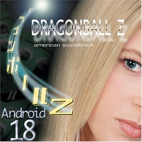 Price comparison product image Dragonball Z: Android 18 - The Android Sagas