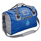 navy seal bag - DuffelSak Waterproof Duffel Bag (Navy Blue 60L)