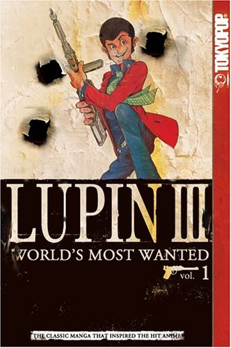 Lupin III: World's Most Wanted, Vol. 1
