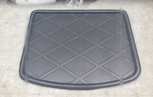 cargo rear trunk mat tray boot liner floor protector cover fit for 2013 2014 ford escape kuga. Black Bedroom Furniture Sets. Home Design Ideas