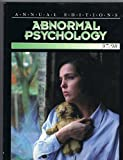 Abnormal Psychology 97/98, Palladino, Joseph J., 0697371964
