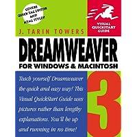 Dreamweaver 3 for Windows and Macintosh: Visual QuickStart Guide (Visual QuickStart Guides)